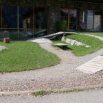 Übungsparcours Bikepark Brandnertal Talstation