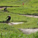 Zielgelände Bikepark Brandnertal