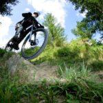 Biken in Lermoos