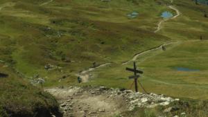 Hacklberg Trail Saalbach HInterglemm