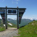 Start Hacklberg und Bergstadltrail
