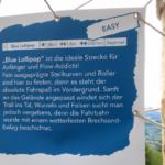 Beschreibung des Trails Blue Lollipop Bikepark Wurbauerkogel