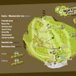Streckenplan (c) Bikepark Zauberberg