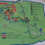 Streckenplan Bikepark Wurbauerkogel