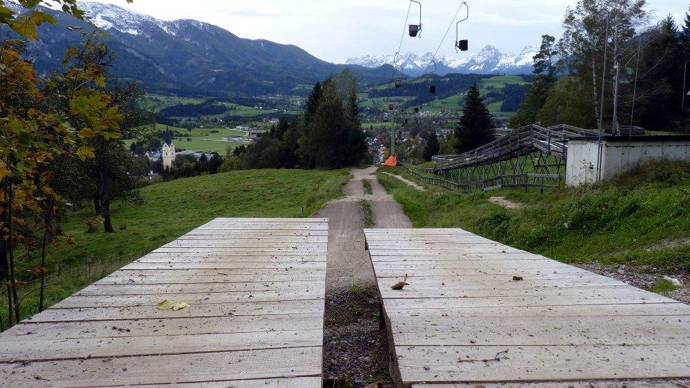 ÖM Downhill im Bikepark Wurbauerkogel