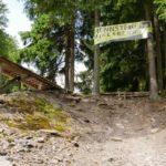 Zielgelände Bikepark Steinach Silbersattel