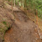 Drop auf Downhill in Steinach