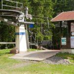 Bergstation Bikepark Steinach Silbersattel