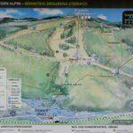Streckenplan Bikepark Steinach