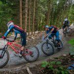 Flow im Bikepark Oberammergau