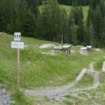 Auch der letzte Abschnitt vor der Talstation ist in sehr gutem Zustand!