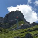 Grubigstein Gipfelkreuz