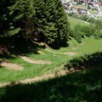 unterster Abschnitt EinsEinser Trail