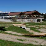 Übungsgelände Bikepark Innsbruck
