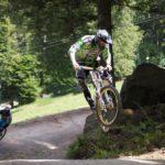 BikerX im Bikepark Bad Wildbad