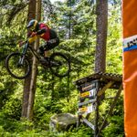 Großer Drop Downhill Wildbad