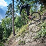 Natur pur im Bikepark Hürtgenwald