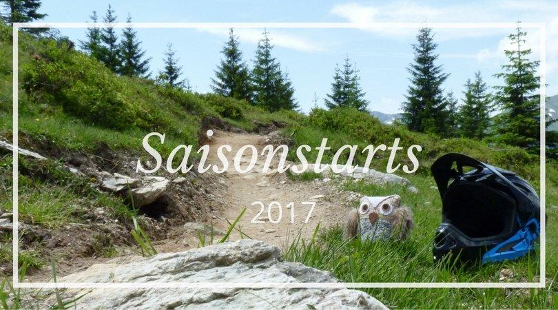 Saisonstarts 2017