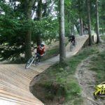 Northshore im Bikepark Bischofsmais