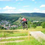 Roadgap Bikepark Frammersbach