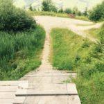steile Aussichten im Bikepark Hindelang