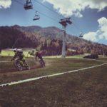 Sessellift im Bikepark Kranjska Gora