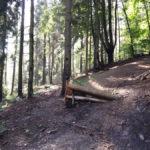 Sprung im Bikepark Elstra, (c) Robin Klinkert