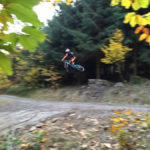 Roadgap im Black Mountain Bikepark Elstra, (c) Robin Klinkert