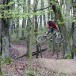 Airtime auch im Wald