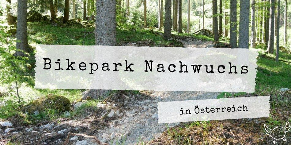 Bikepark Nachwuchs in Österreich