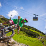 (c) 2010 | TVB Innsbruck, Tommy Bause, Singletrail Nordkette