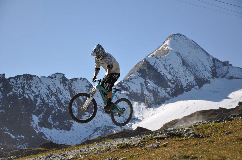Freeride Trails Kitzsteinhorn