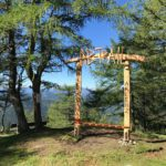 Startbogen AB Trail Bikearena Aflenz
