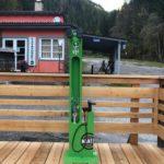 Self-Service Station mit Werkzeug für Biker
