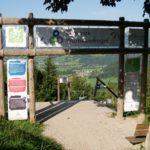 Startbogen Bikepark Wurbauerkogel