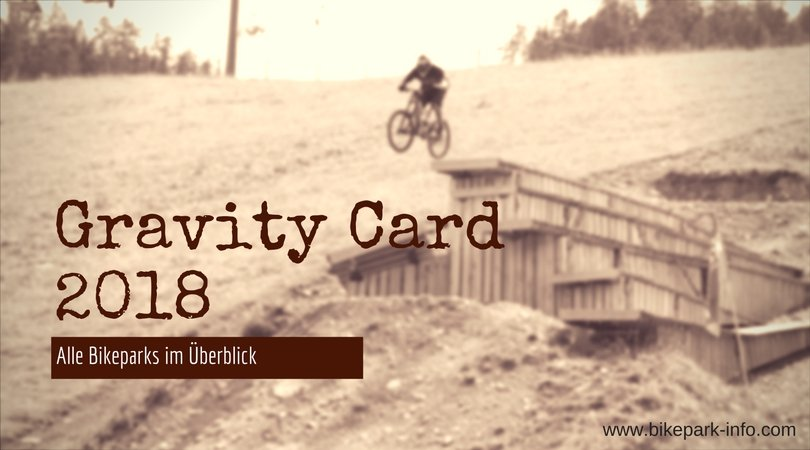 Gravity Card 2018
