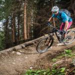(c) bikeboard / Roland Kachelhauser | Anlieger im Bikepark Kals