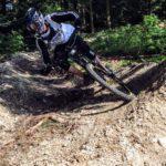 Schinderhannes Trail im Bikepark Erbeskopf