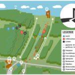 Streckenplan Trailpark Erbeskopf