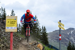 3 Länder Enduro Trails Reschenpass