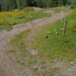 Oberer Teil des Hardrock Trails