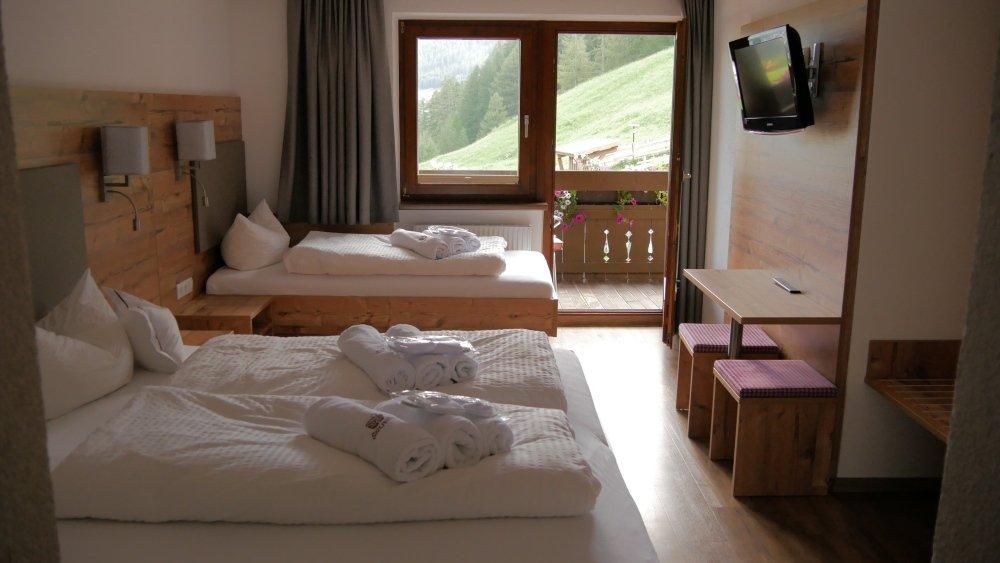 Zimmer im Grünwaldresort Sölden