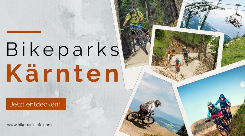 Bikeparks in Kärnten
