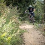 Airtime im Bikepark Lienz