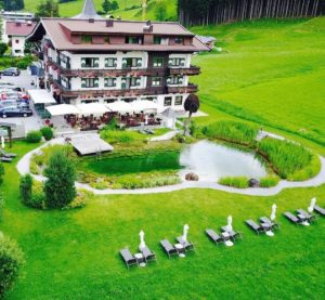 Bike Hotel Wiesenegg Saalbach Hinterglemm